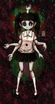 Yume Nikki - Monoko