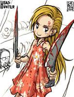 DDLS My Girls Love Knives by sachsen