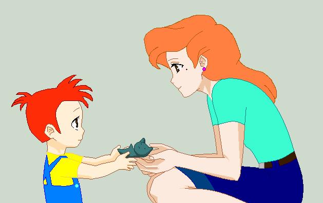 Like a Mother to Junior by JackassRulez95
