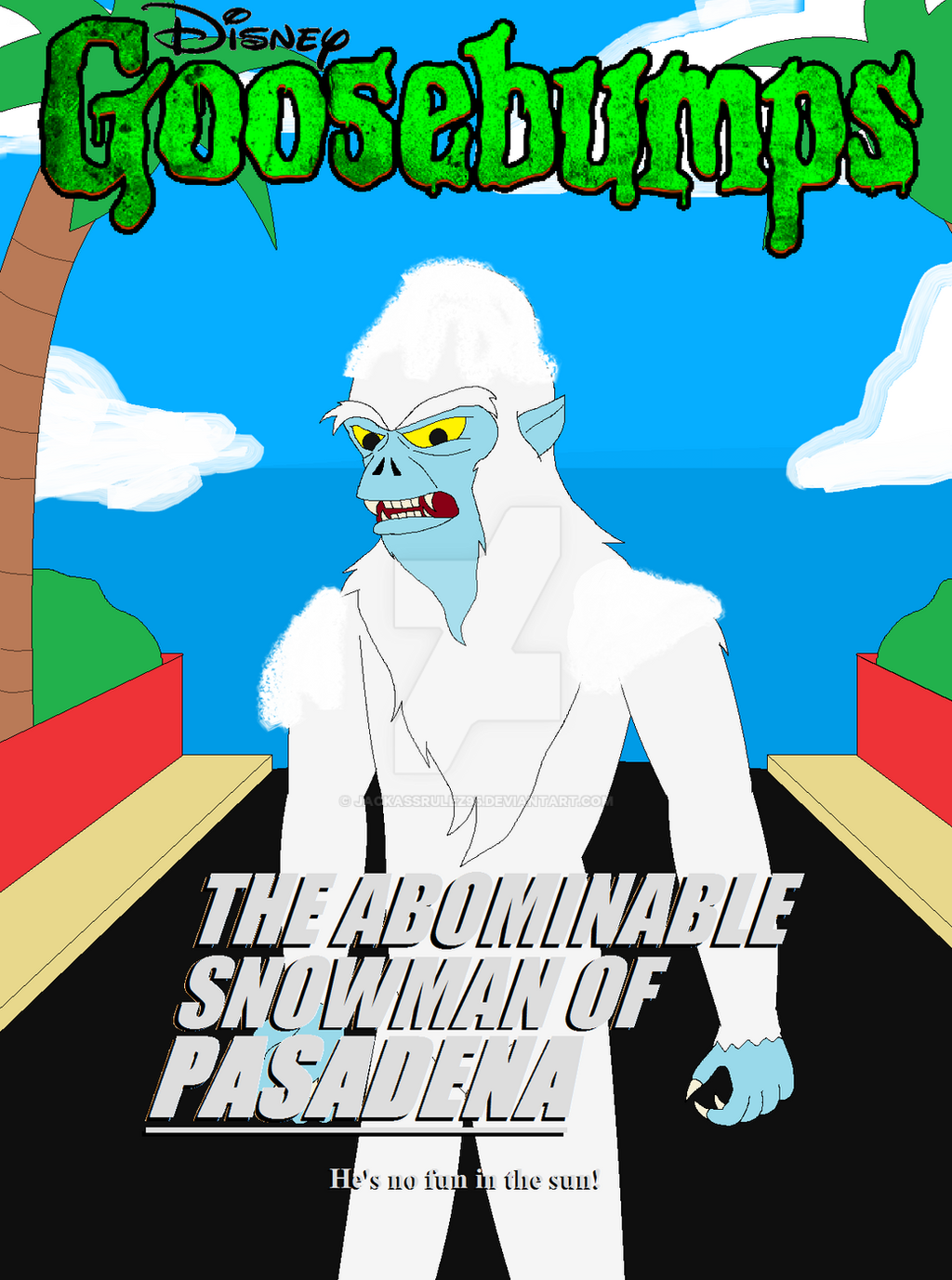 Disney's GB: The Abominable Snowman of Pasadena by ...