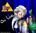 Oni Link -Fierce Deity-