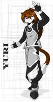 Yuri by Kivwolf