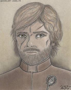 Tyrion Lannister - Pencil Art