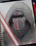 Kylo Ren - Pencil Art