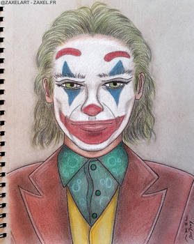 The Joker - Pencil Art