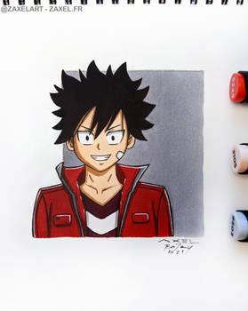Shiki - Marker Art