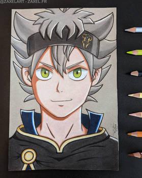 Asta - Pencil Art