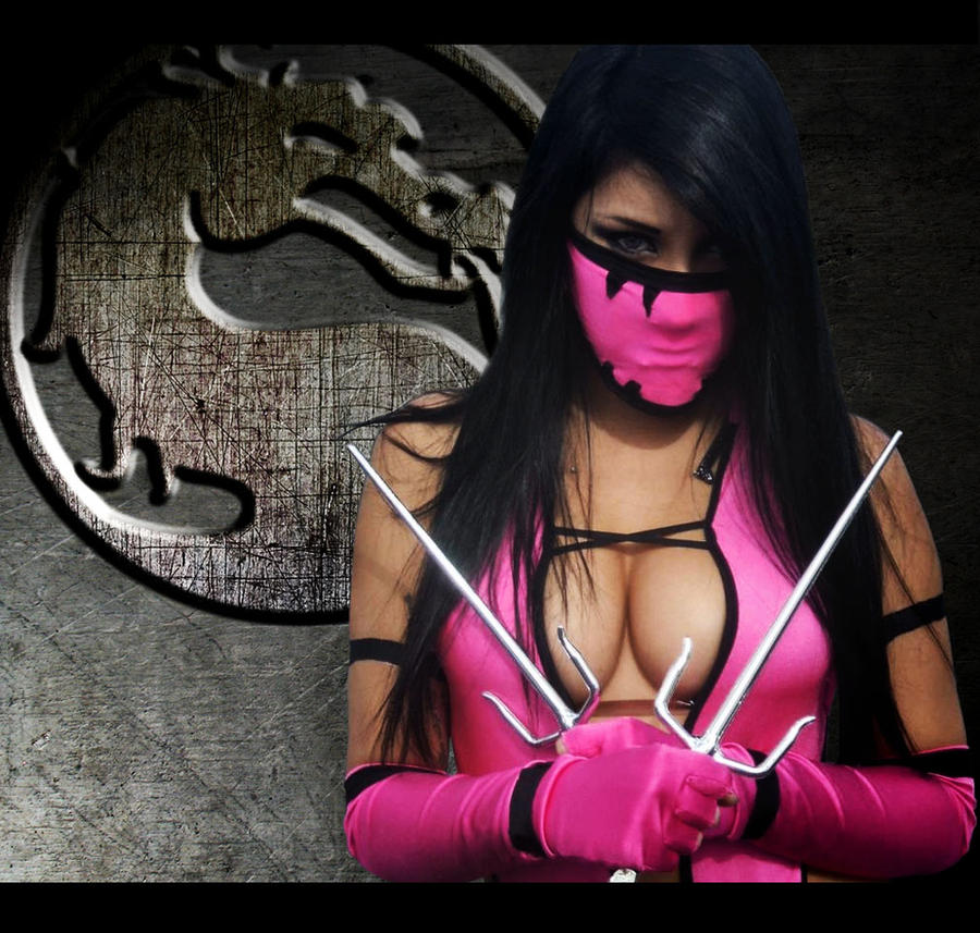 Rosanna Rocha Cosplayer 1 Mortal Kombat by wes55463