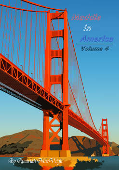 Maddie in America - Volume 4 (Front Cover)