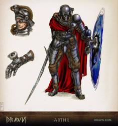 Dravn Pantheon: ARTHR
