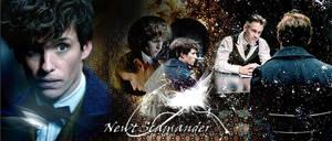 Newt Scamander - FANTASTIC BEASTS