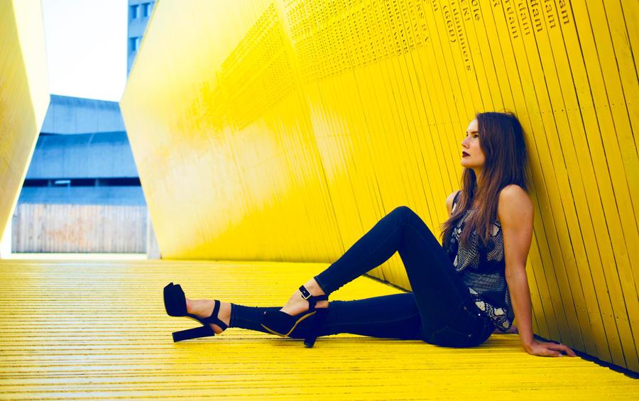 Yellow Bianca by StephanosB