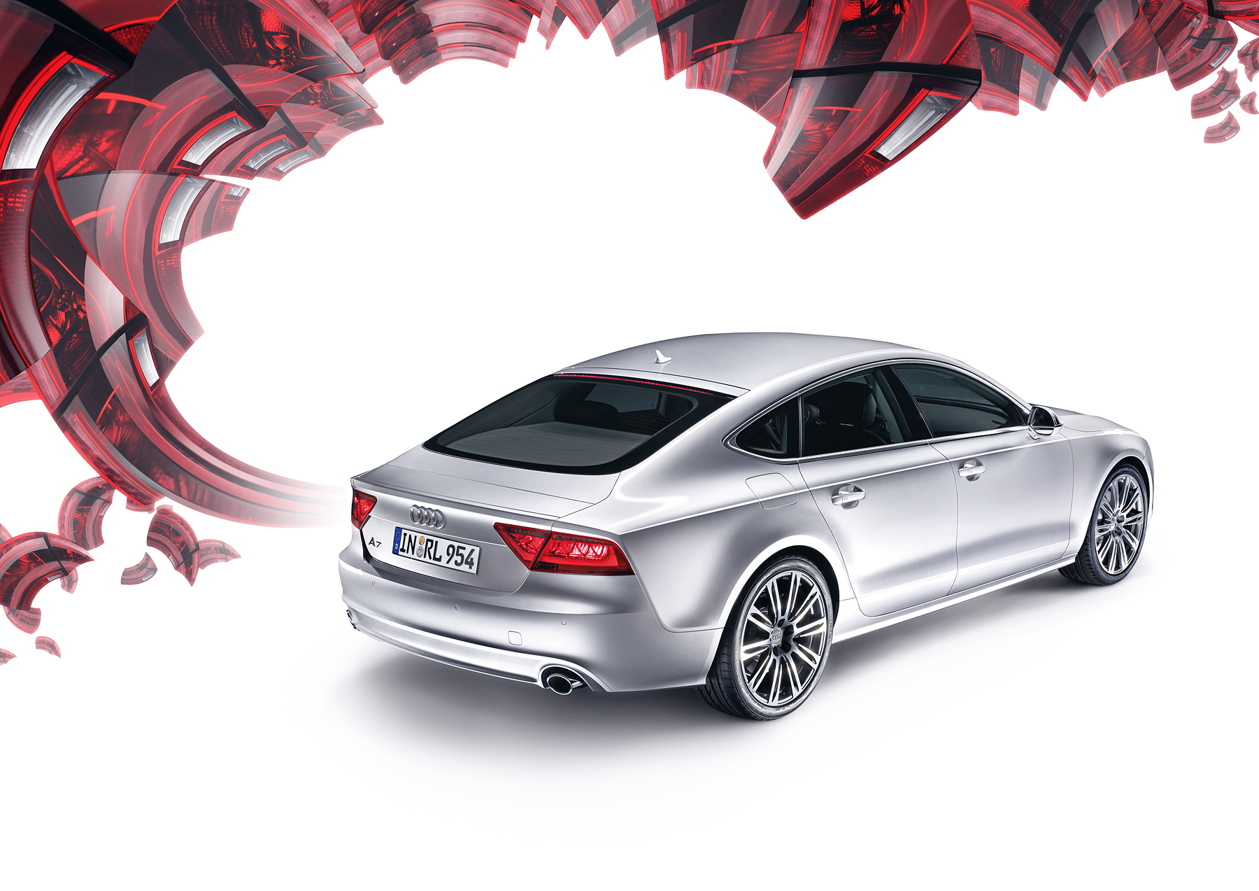 audi 4 by trainfender