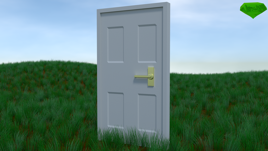 Door Teaser better sky by Lex3051
