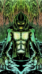 The Gill-Man (In-Color)