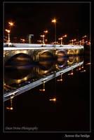 Across the bridge by Dean-Irvine