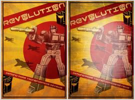 Revolution by Dean-Irvine