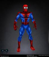 Spider-man by Dean-Irvine