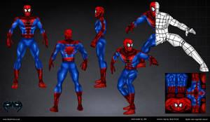 Spider-man 2 by Dean-Irvine