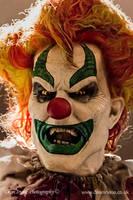 everyone loves a clown by Dean-Irvine
