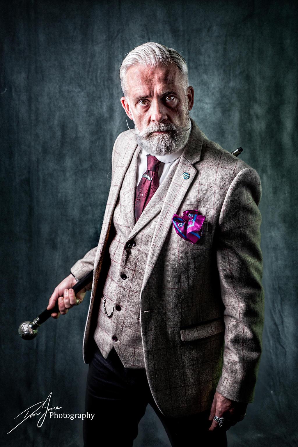 The Gentleman by Dean-Irvine