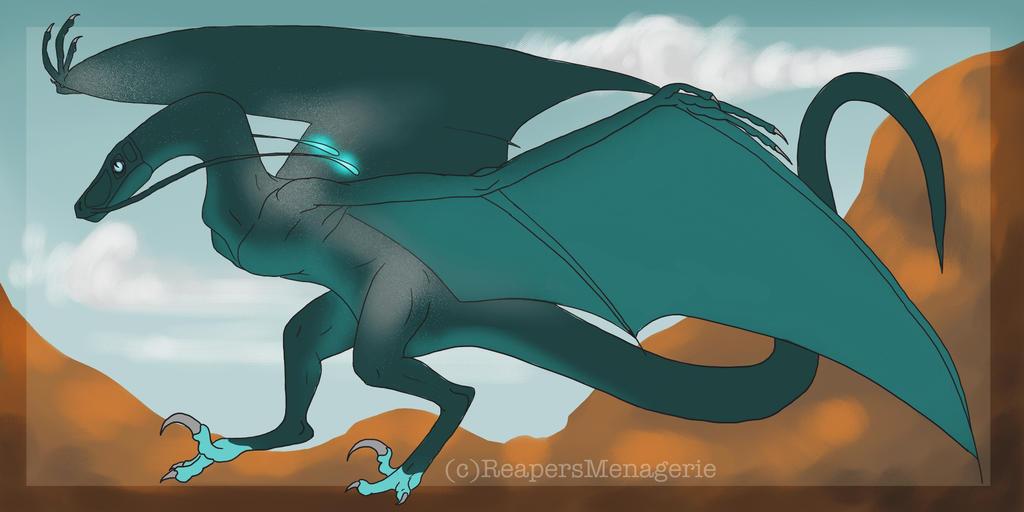 Varnaq [Starter] by ReapersSpeciesHub