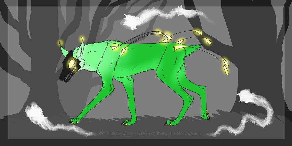 Elia [Starter] by ReapersSpeciesHub
