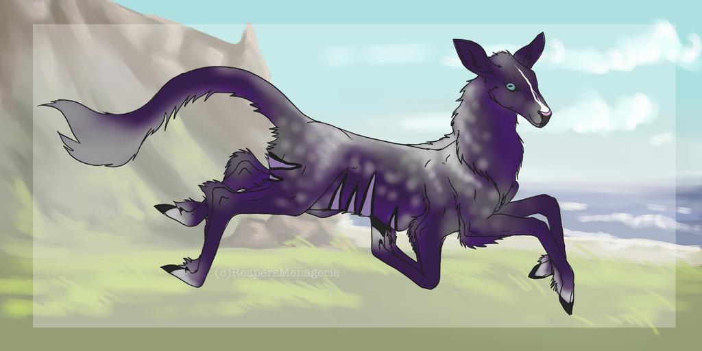 Jevven [Starter] by ReapersSpeciesHub