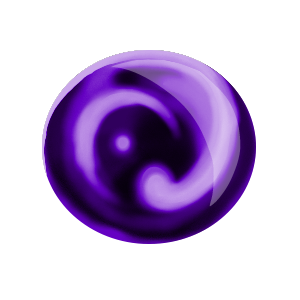Purple Activity Orb by ReapersSpeciesHub