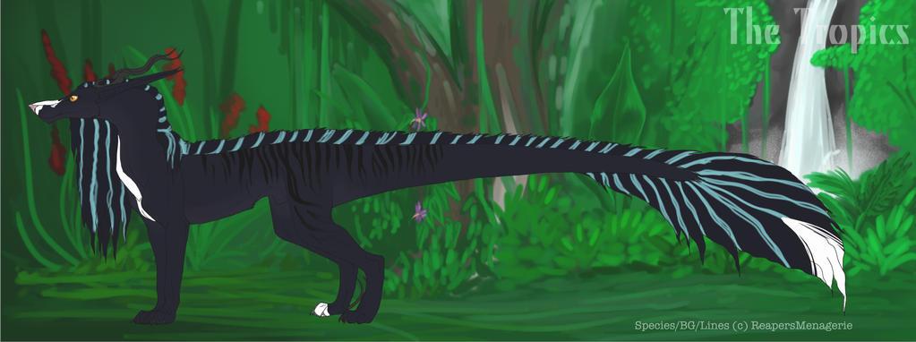 Gatherer Jeno by ReapersSpeciesHub