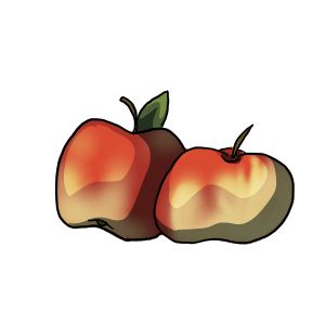 Apples by ReapersSpeciesHub