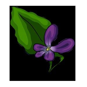 Violets by ReapersSpeciesHub