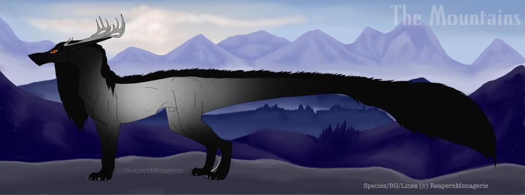 Alpha Arandur 054 by ReapersSpeciesHub