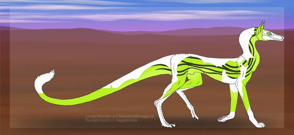 Lumen (#263) by ReapersSpeciesHub