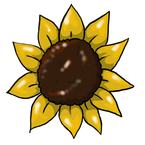 Sunflower Charm by ReapersSpeciesHub