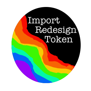 Import Redesign Token by ReapersSpeciesHub