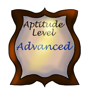 Aptitude Level: Advanced by ReapersSpeciesHub