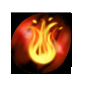 Fire Powerstone [Flame] by ReapersSpeciesHub