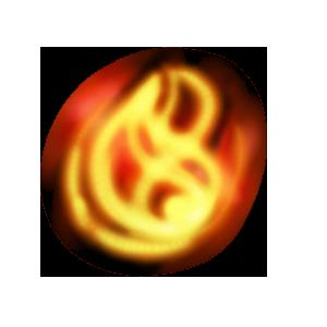 Fire Powerstone [Inferno] by ReapersSpeciesHub