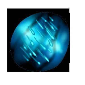 Water Powerstone [Rain] by ReapersSpeciesHub