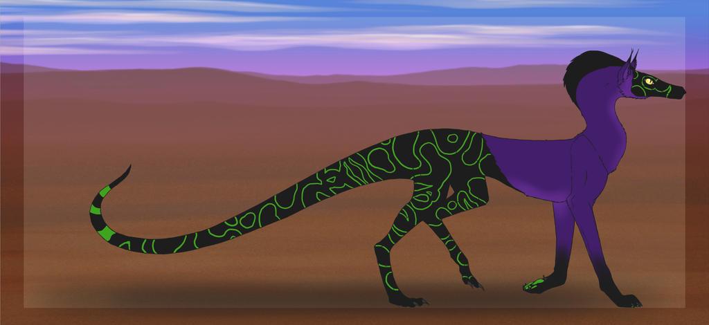 IS Ectoplasm (#H8) by ReapersSpeciesHub