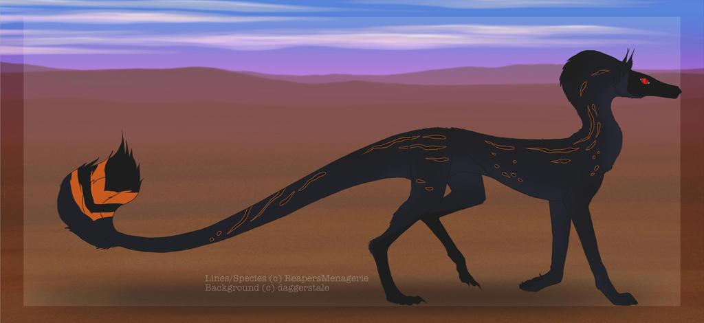Argentum Perak (#341) by ReapersSpeciesHub