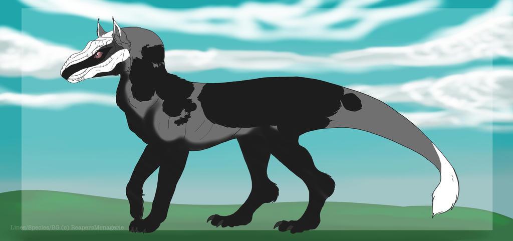 Rosco [Starter] by ReapersSpeciesHub