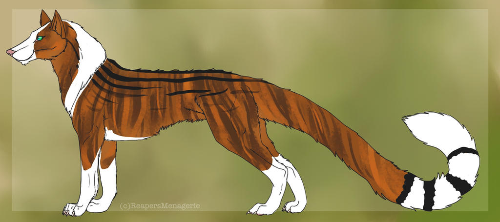 Tora 024 by ReapersSpeciesHub