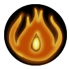 Fire Badge by ReapersSpeciesHub