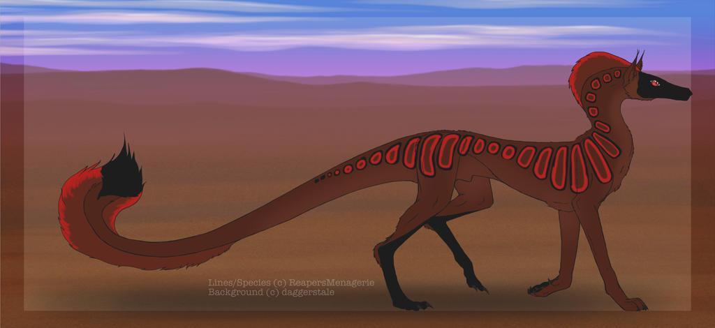 Gondwana 381 by ReapersSpeciesHub