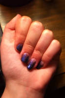 purple gradient design by Kitten2222