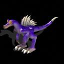 Spinosaurus (Spore) by Tyrannoraptorrex123