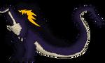 Atomic Spinosaurus Full Body by Tyrannoraptorrex123