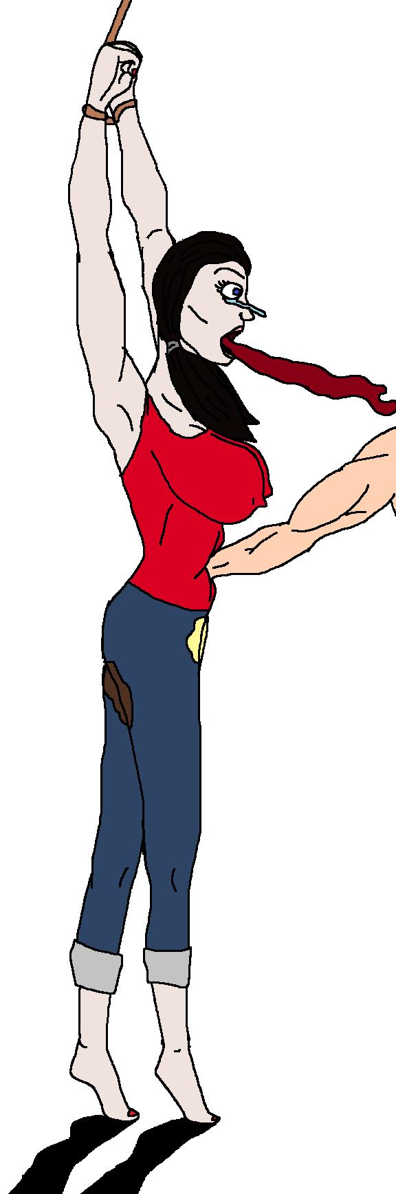Belly Punch Deviantart